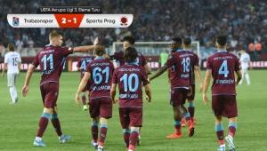 Trabzonspor'un UEFA Avrupa Ligi play-off turundaki rakibi AEK oldu