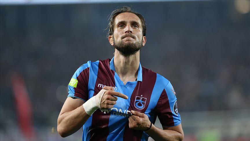 Yusuf Yazıcı'dan Trabzonspor'a rekorla veda