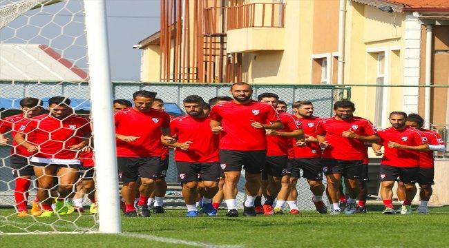 Boluspor'un Altay maçı hazırlıkları