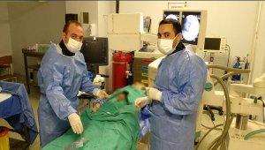 Erol Olçok Eğitim ve Araştırma Hastanesinde başarılı operasyon