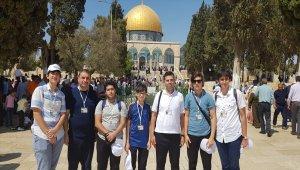 İmam hatipli başarılı öğrencilere Kudüs gezisi