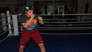 Kadın milli boksörlerin Kastamonu kampı başladı
