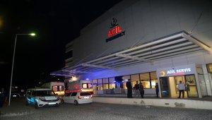 Kastamonu'da 2 otomobil çarpıştı: 4 yaralı