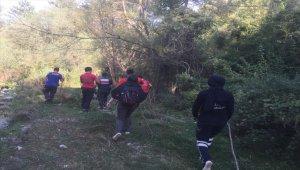 Kastamonu'da kaybolan engelli kadın için arama çalışması başlatıldı