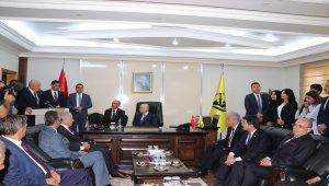 MHP Genel Başkanı Bahçeli, Bayburt'ta