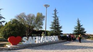 Safranbolu nüfusunun 18 katı turist ağırladı
