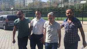 Samsun'da kuyumcudan hırsızlık iddiası