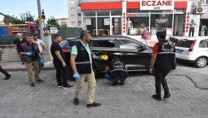Samsun'da silahlı saldırıya uğrayan kişi yaralandı