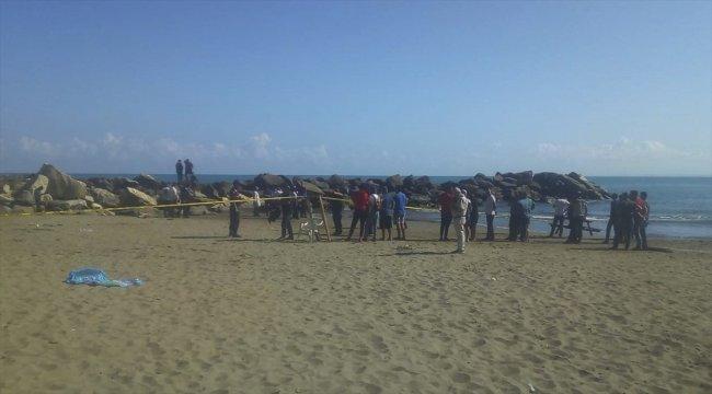 Sinop'ta denize kaybolan gencin cesedine ulaşıldı