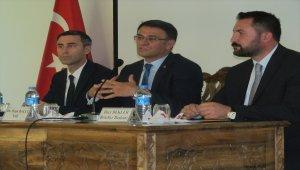 Tokat Valisi Balcı Turhal'da