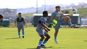 Trabzonspor'da Gençlerbirliği maçı hazırlıkları