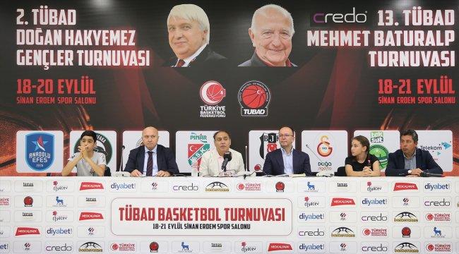 TÜBAD turnuvalarının tanıtım toplantısı yapıldı