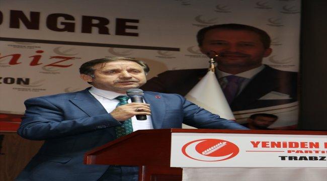Yeniden Refah Partisi Trabzon 1. Olağan Kongresi