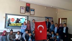 Azerbaycan Türkiye'nin Barış Pınarı Harekatı'na destek verdi