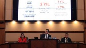 İmamoğlu'ndan İstanbul için deprem ve tsunami uyarısı