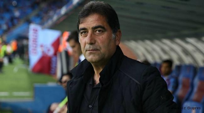 Trabzonspor Teknik Direktörü Ünal Karaman'ın maç sonu açıklamaları