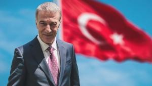 Trabzonspor'un Başkanı Ahmet Ağaoğlu Cumhuriyet Bayramı mesajı