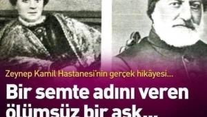 Zeynep Kamil Hastanesinin Hikayesini Bilir misiniz?