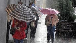 Ordu ve Giresun'da bu geceden itibaren kuvvetli yağış bekleniyor