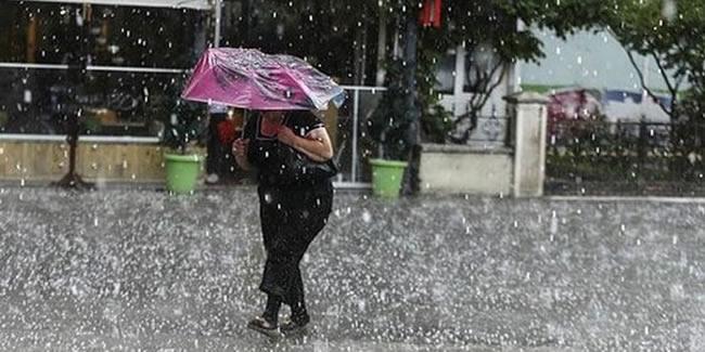 Meteoroloji'den Rize ve Trabzon'a Turuncu Uyarı!