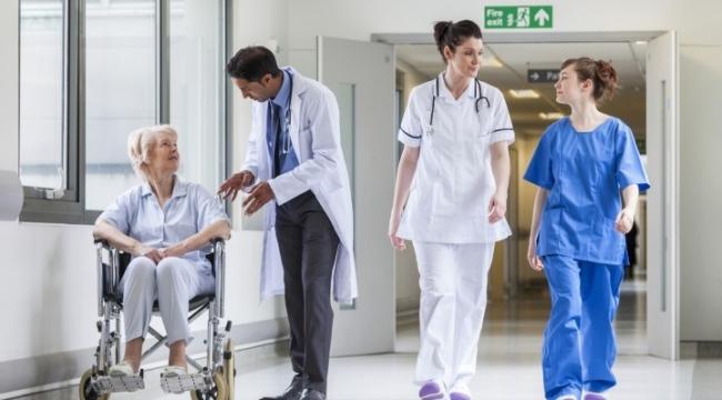 8 Bin 844 Sözleşmeli Sağlık Personeli Alımının Detayları