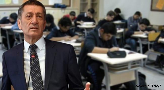 Milli Eğitim Bakanı Selçuk açıkladı: Başarısız öğrenci sınıf tekrarlayacak