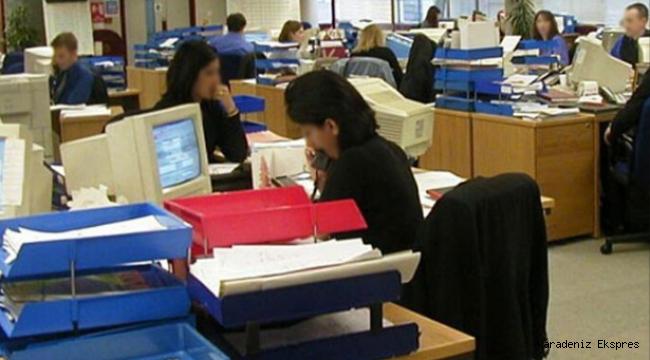 Kamu Kurum ve kuruluşlarında çalışanlara ilişkin açıklama