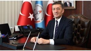 Milli Eğitim Bakanı Ziya Selçuk'tan milyonları ilgilendiren açıklama