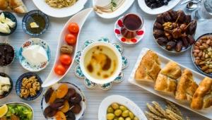 Ramazan sofralarının 5 mihenk taşı