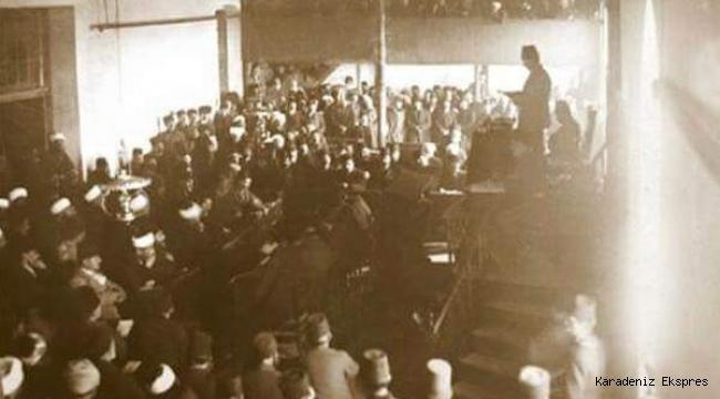 Tarih 23 Nisan 1920…