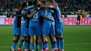 Trabzonspor ligin zirvesinde ve bazılarının ızdırabı bundan!