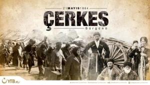 1864 Çerkes Sürgünü