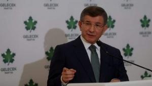 Ahmet Davutoğlu: Hodri meydan, buyurun seçime gidelim
