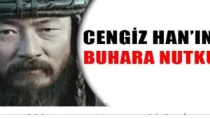 Cengizhan'ın Buhara nutku