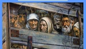 Kırım Türk Tatar Sürgünü #18Mayıs1944