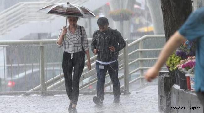 Meteoroloji'den İstanbul dahil 5 il için 'sarı kod' uyarısı