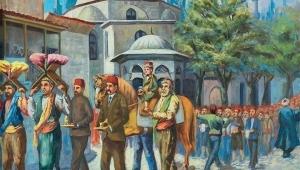 Osmanlı'da Güzel bir Gelenek; AMİN ALAYI..!
