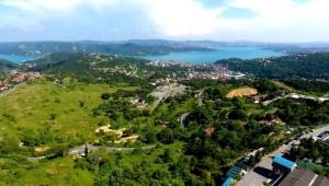 Sarıyer'in bir başka yeşil köşesi : Hacıosman Atatürk Kent Ormanı