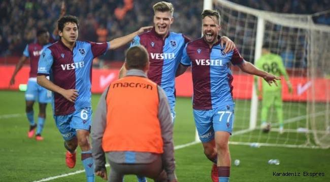 Trabzonspor'u büyük bir onur mücadelesi bekliyor