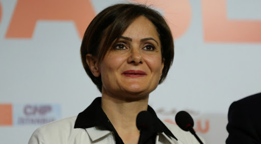 Canan Kaftancıoğlu'nun cezası onandı