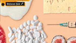 Gıdalardaki antibiyotikler COVID-19'u şiddetlendiriyor mu?