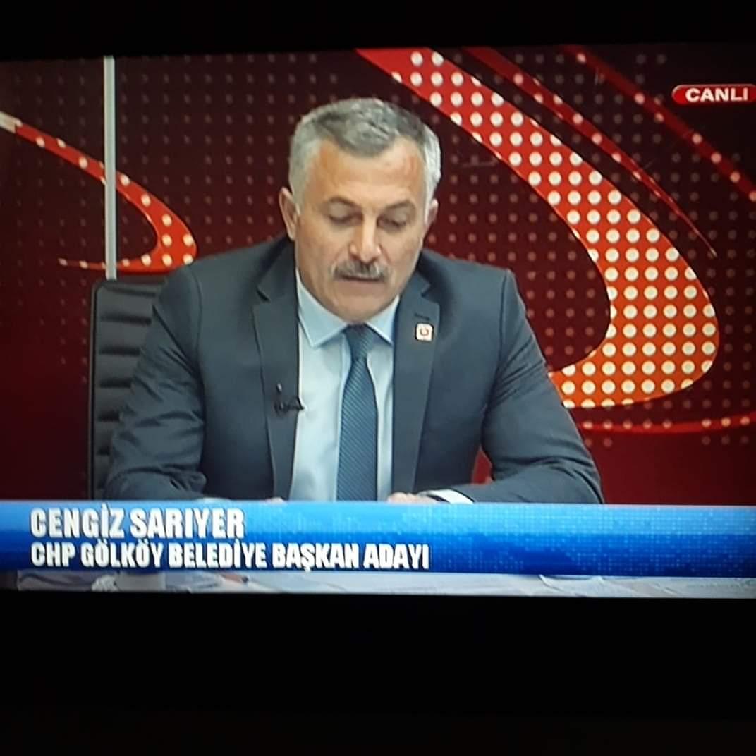 Gölköy de siyasi tayin! CHP'li Aday görevden alındı
