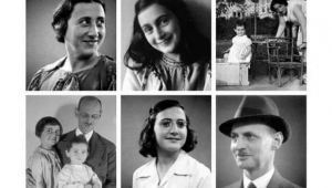 Savaşın Ortasında Minik Bir Yazar: Anne Frank