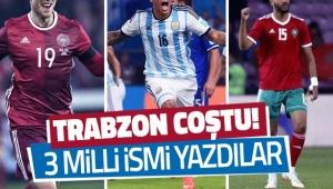 Trabzonspor'da transfer çalışmaları tüm hızı ile sürüyor