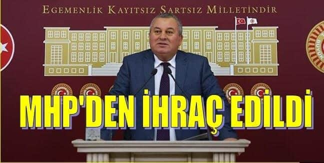 ENGİNYURT ARTIK MHP'Lİ DEĞİL