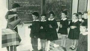 İstanbulda bir ilkokul...