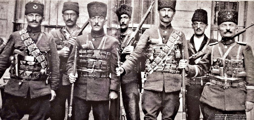 İzmit Kuvay-ı Milliye Reisi Yahya Kaptan