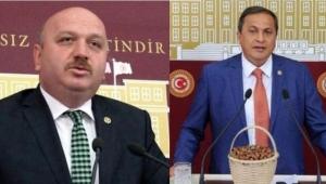 Ordu Milletvekilleri Torun ile Gündoğdu tartıştı!