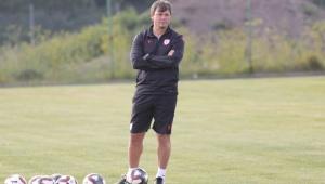 Samsunspor Teknik Direktörü Ertuğrul Sağlam, takımın Bolu'da gerçekleştirdiği ilk etap kampını değerlendirdi