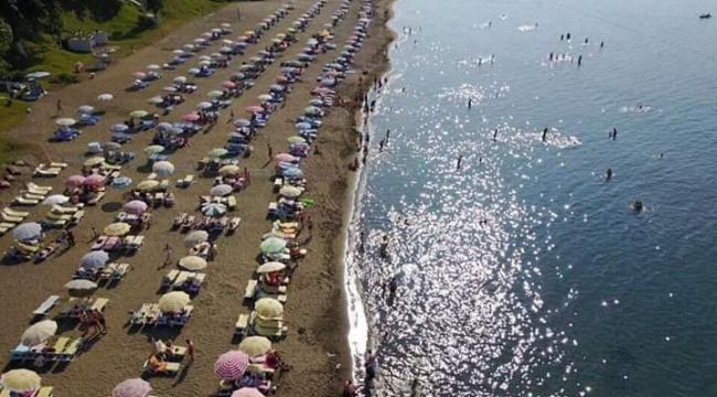 Ünye Uzunkum Plajı